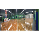 Turnkey Indoor Badminton Stadium