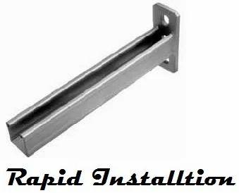 Unistrut channel - Cantilever Bracket Manufacturer from