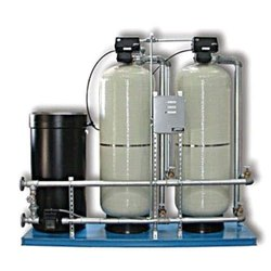 Vertical Water Softeners