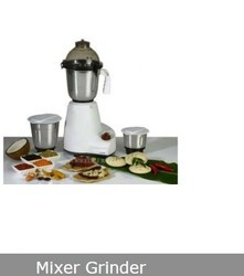 White Electric Mixer Grinder