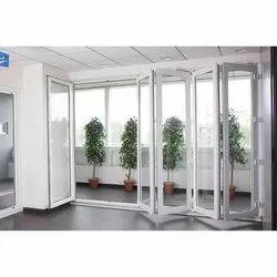 Balcony UPVC Doors