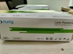 Latex Free Examination and Nitrile Gloves