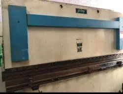Godrej Hydraulic press brake machine