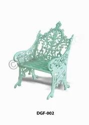 Maharaja Single Garden Chair