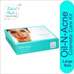 Large Size 150 Gm Rahul Phate's Oil-N-Acne Cosmetic Treatment Kit