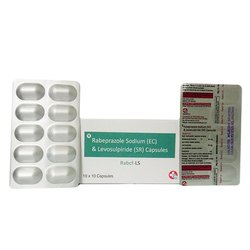 Rabeprazole 20MG   levosulpiride 75mg Tablets