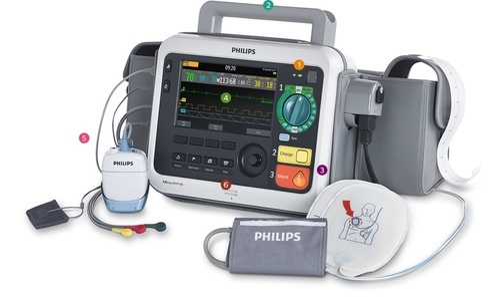 Automatic External Defibrillators - Philips HeartStart