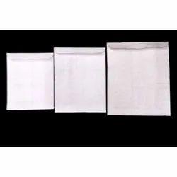 White Medicine Plain Paper Envelope, for Office, Rectangular