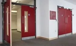 Glass Fire Rated Doors Or Glaze Fire Rated Doors