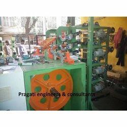 Pneumatic Tyre Building Machine