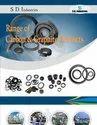 Carbon Metering Rings