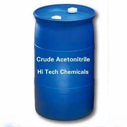 Crude Acetonitrile