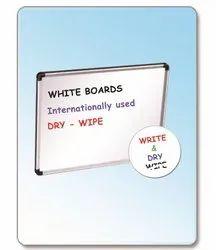 Fixograph Aluminium White Board for School