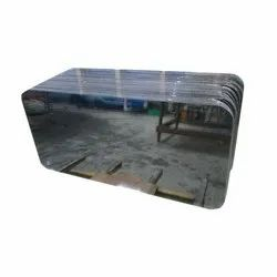 Transparent Tinted Glass, Size: 10-50 Square Feet