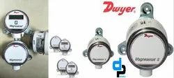Dwyer MS -021 Manganese Differential Pressure Transmitter