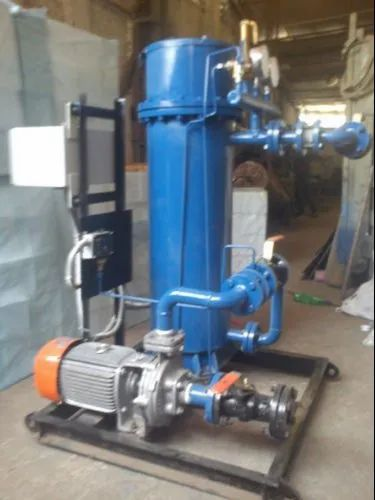 Industrial Heating Equipment and SS Floating Suction