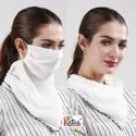 Fancy Face Mask Scarf