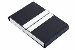 Leather Black Visiting Card Holder