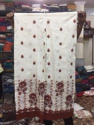 Ladies Cotton Embroidery Palazzo