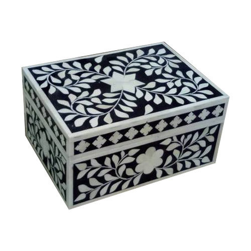 Traditional Bone Inlay Jewelry Box at Rs 8500 piece Ship Gram