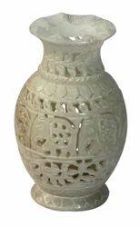 Handmade Soapstone Vase