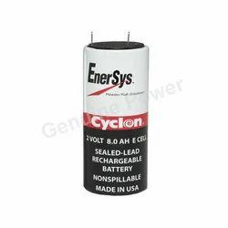 Enersys Cyclon 2v 8Ah Lead Acid Batteries