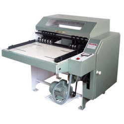 Half Cutting Machine