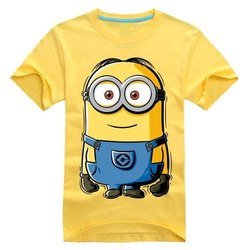 Cotton Half Sleeves Baby T Shirts