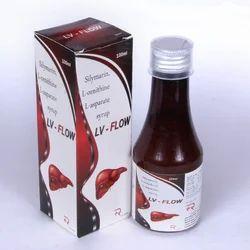 Silymarine L-ornithine L-asparate Syrup
