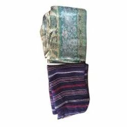 Chiffon Ladies Fancy Stole, Packaging Type: Packet