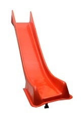 FRP Playground Slide- Red Slide