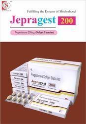 Natural Progesterone 200mg