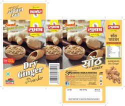 Subhash Dry Ginger Powder, Packaging Type: Box, Pouch