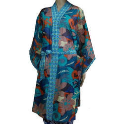 Handmade Printed Bathrobes
