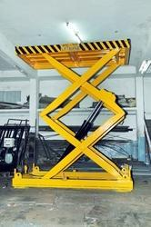 Car Scissor Lift Table