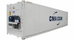 Chemical Refrigerated Container On Rent