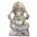Marble Ganeshji Statue