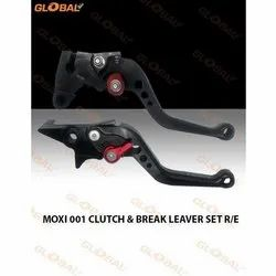 Two Wheeler Moxi Clutch and Brake Lever, Packaging Type: Box