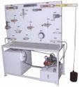 Adtron Hydraulic Trainer ( Transparent Model), 4033, For Educational Purpose