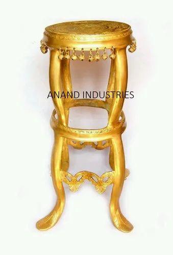 Brass dia stand