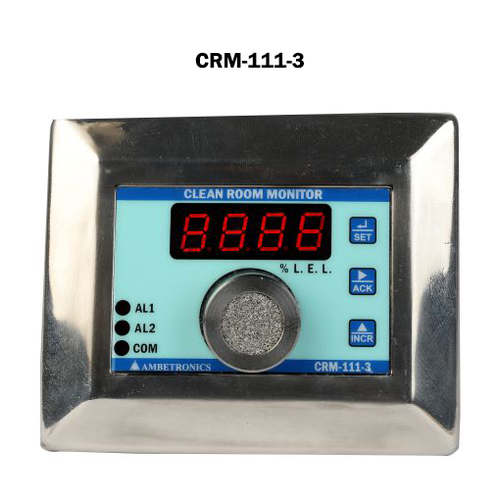 Ambetronics Clean Room Combustible Gas Monitor