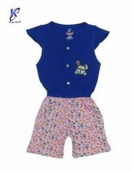 BABY GIRL'S SLEEVELESS TOP WITH PANT