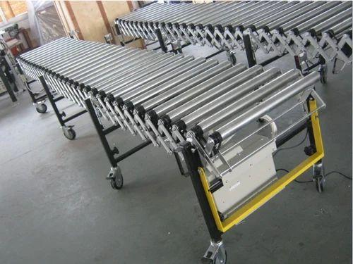 Flexible Roller Conveyor Manufacturer From Faridabad
