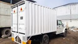 Refrigerated Tata Ace Mini Truck Container