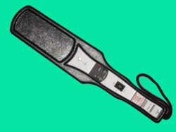 Hand Held Metal Detector Ultra Sensitivity - 2010