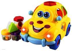 Multicolor Smartcraft Premium Musical Car Toy With Lights And Sounds