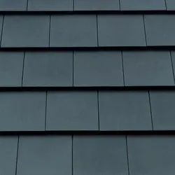 Ceramic Color Flat Roof Tile