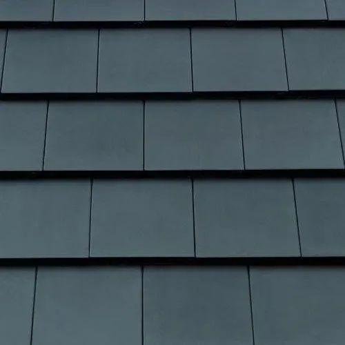 Ceramic Color Flat Roof Tile