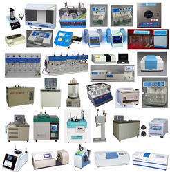 B.  Pharmacy College Laboratory Equipment