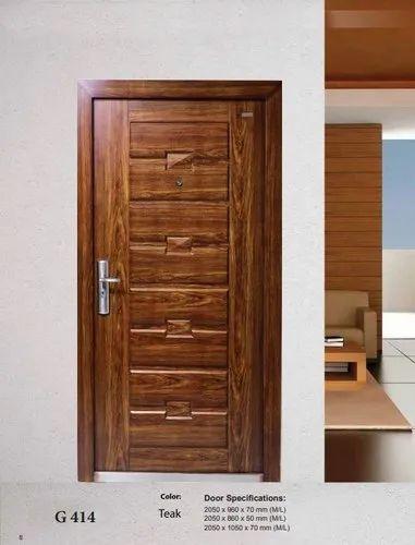 Gi Steel Door In Trichy